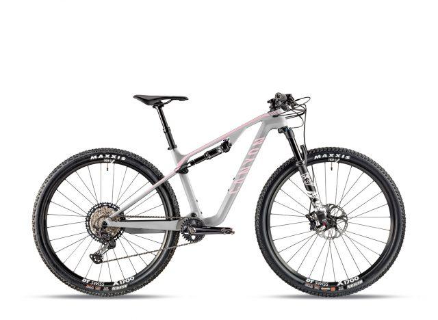 Canyon Lux CF SL 7.0 WMN, allestimento specifico per il pubblico femminile, a 3.299 €