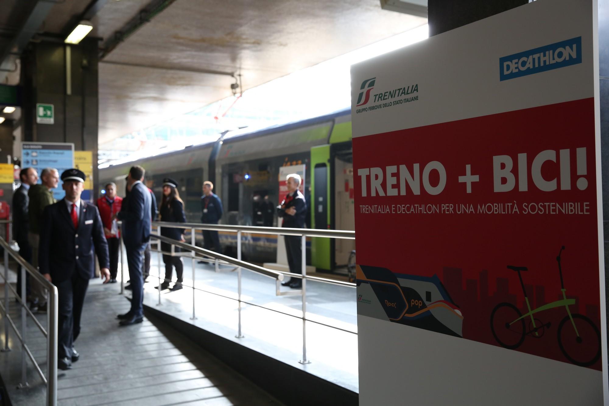 Deacthlon Trenitalia
