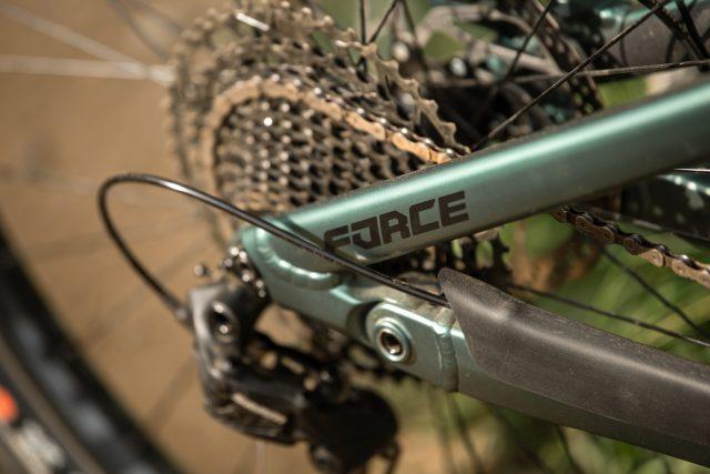 Force GT-E Amp - LTS