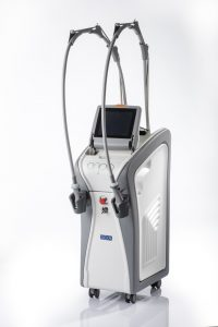 L'apparecchiatura Onda Coolwaves utilizzata presso la Clinica Medica Juneco di MIlano