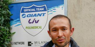 Leonardo Paez - Team Giant Liv Polimedical