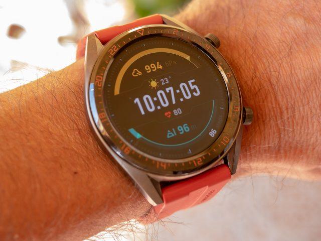Huawei Watch GT - smartwatch Wear OS