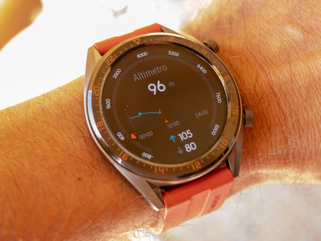 Huawei Watch GT - smartwatch Wear OS