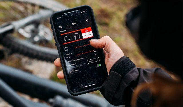 App Mission Control per Smartphone, per il tuning e la verifica dello stato di motore e batteria