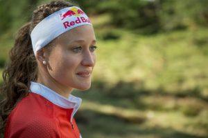 Judith Wyder, irresistibile anche per la nostra Silvia Rampazzo, seconda di tappa e seconda assoluta del circuito mondiale