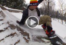 lovely day vans snowboard 2020