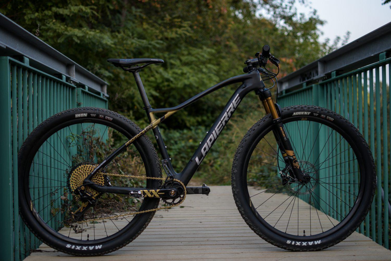 Lapierre ProRace SAT 929 test - bici