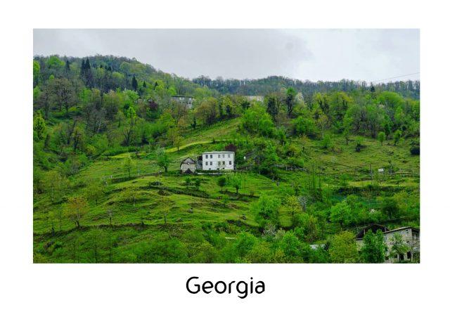 Italy2Nepal - Georgia