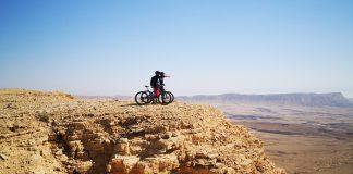 Desert MTB Experience-Israele