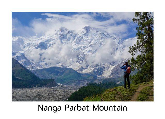 Italy2Nepal - Nanga Parbat Mountain