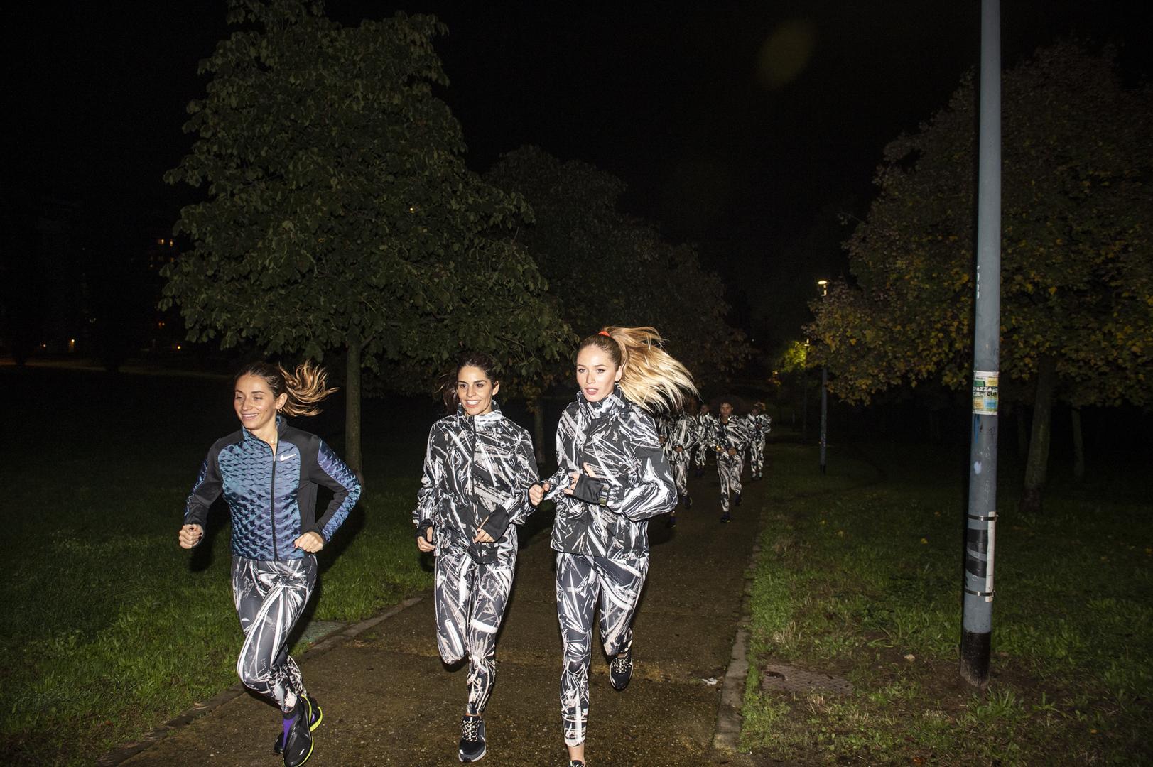 NIKE SHIELD, la nuova proposta del brand americnao per correre sempre asciutti anche durante le giornate più fredde e piovose