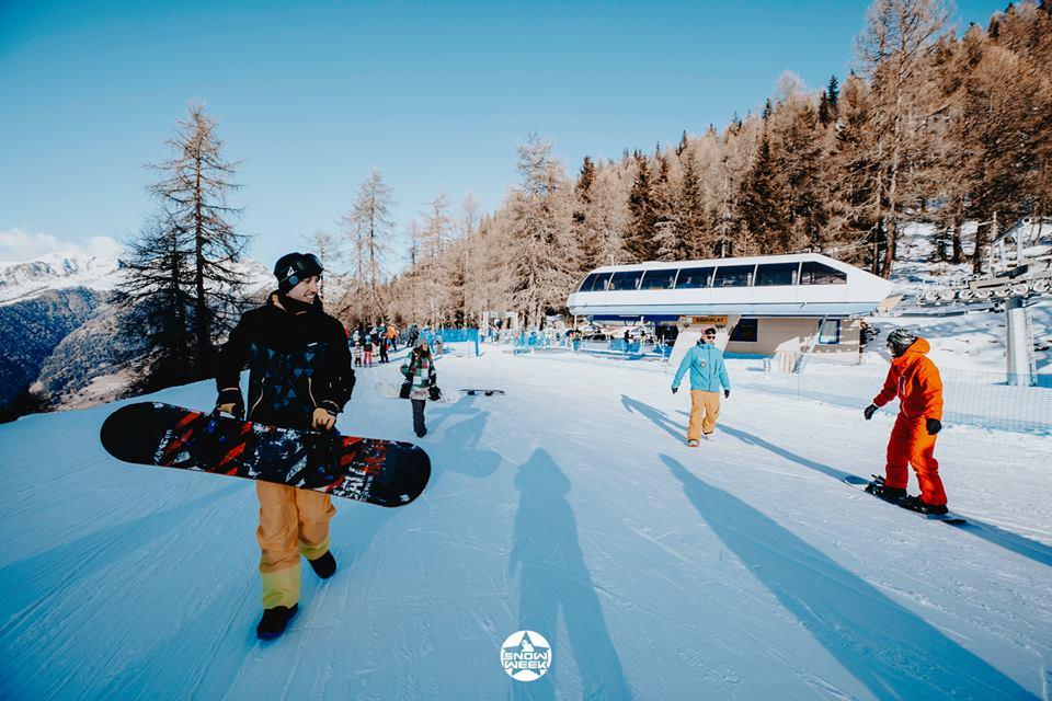snowweek 2019 festival neve