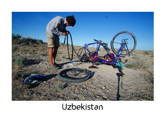 Italy2Nepal - Uzbekistan
