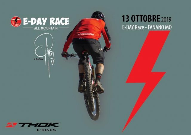 E-Day Race cover