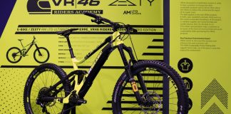 Lapierre eZesty VR46 RA Limited Edition