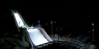 FIS World Cup Big Air Beijing silvia bertagna podio