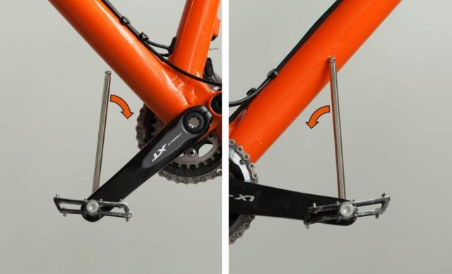 Come montare/smontare i pedali - foto: BikeComponents