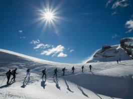 scialpinismo guida