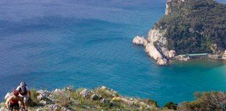 A picco sul mare sui trail del Finalese - foto: Marco Toniolo