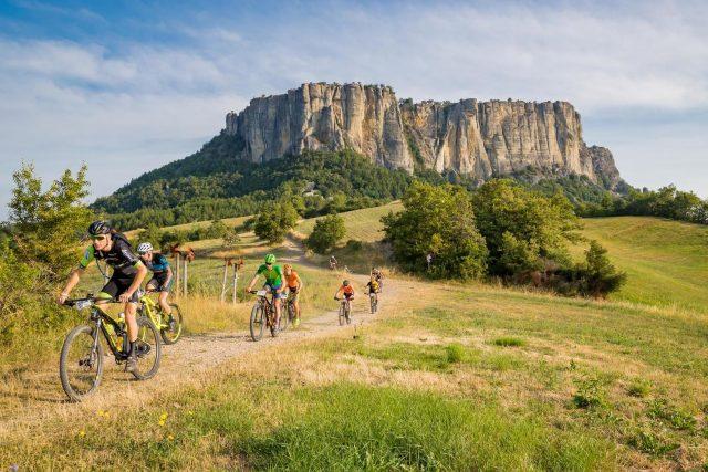 Appenninica MTB Parmigiano Reggiano Stage Race 2020 proporrà ai partecipanti oltre 450 km su sette tappe, con oltre 16.000 metri di dislivello - foto: Edoardo Melchiori