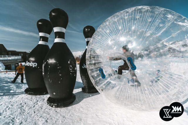pila snowboard 2020