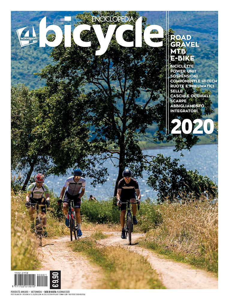 4Bicycle #01 – 2020 catalogo