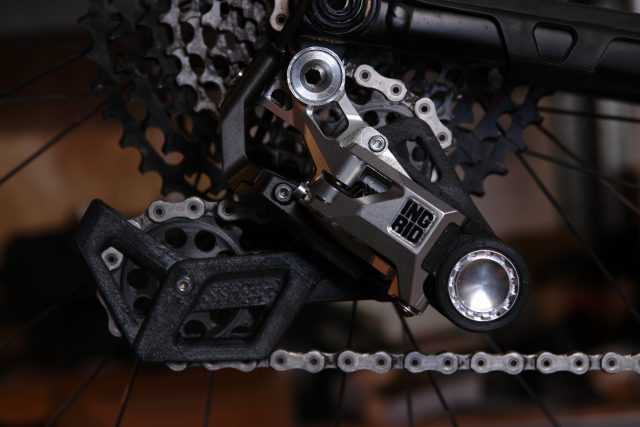 Cambio Ingrid Components RD-1