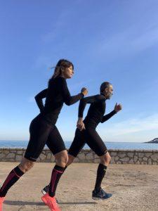L'Abbigliamento Oxyburn è stato testato isia al mare, che in montagna, sfruttando la possibilità dei nostri tester di lavorare con diverse condizioni meteo.