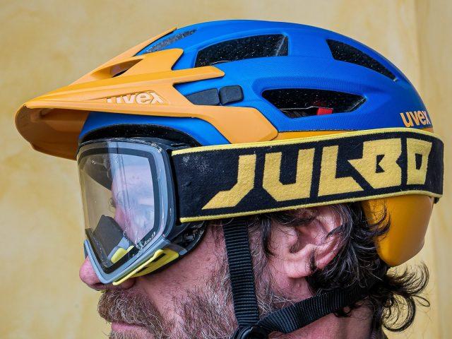 Julbo Quickshift - profilo