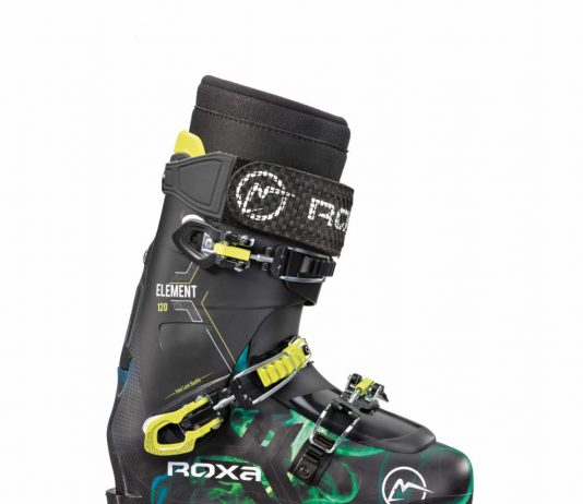 roxa ski boots