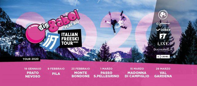 italian freeski tour 2020