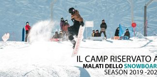 snowboardcamp livigno