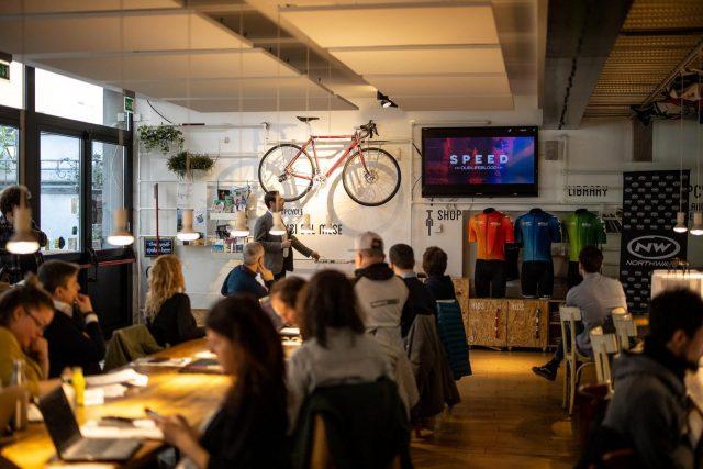 Internazionali d'Italia Series 2020 - Upcycle Bike Cafè