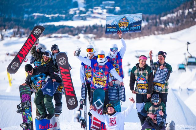 team nitro red bull campiglio
