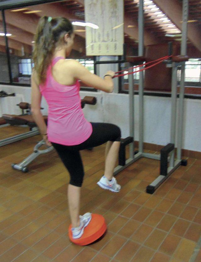 Gli allenamenti a secco in palestra o outdoor sono fondamentali per prevenire e evitare gli infortuni.