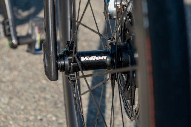 Vision SC 55 TLR Disc il test