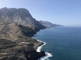 pedalare a Gran Canaria