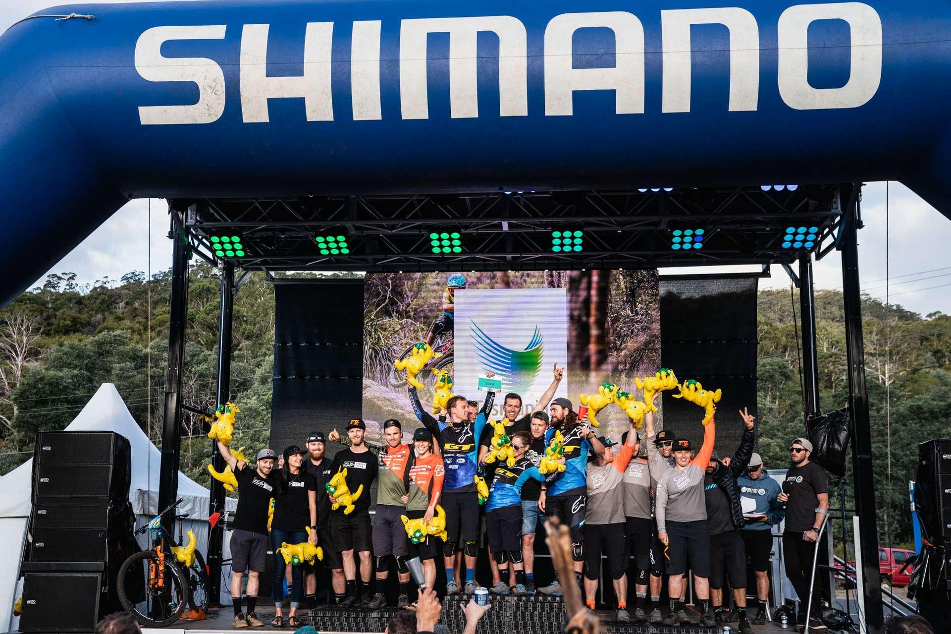 Shimano EWS 2020