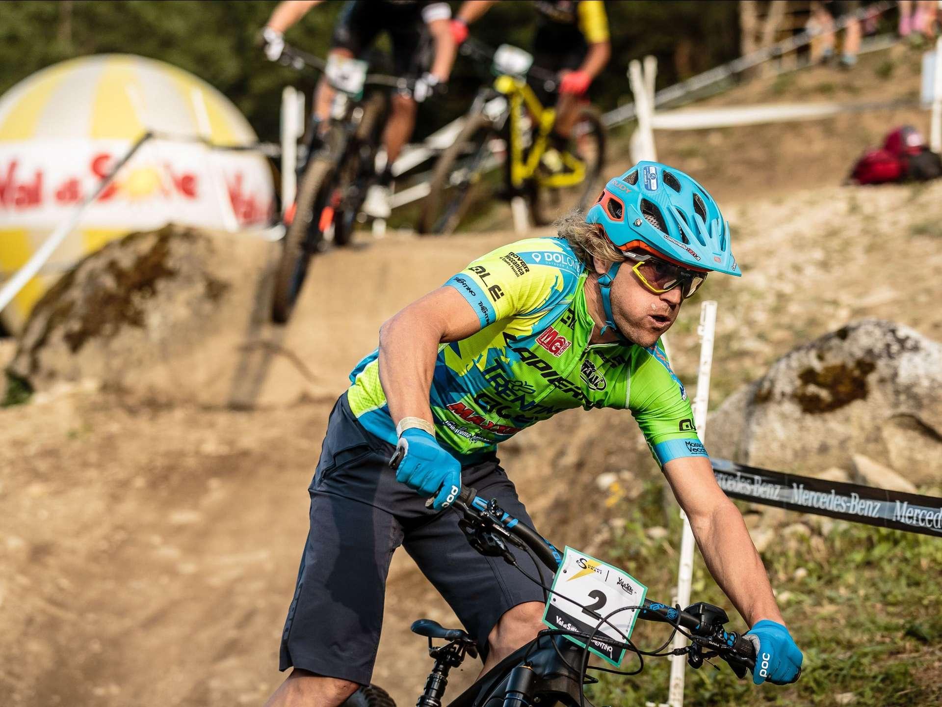 Martino Fruet - Lapierre Trentino Alè