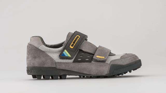 Shimano M100 vintage shoes
