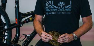 SRAM Eagle Gold