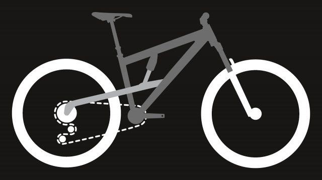 DT 240 EXP - bici