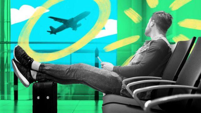 Sfruttiamo anche le lunghe attese nelle hall degli aeroporti rilassandoci il più possibile e pensando al grande evento che stiamo andando ad affrontare, dimentichiamoci del Jet lag!