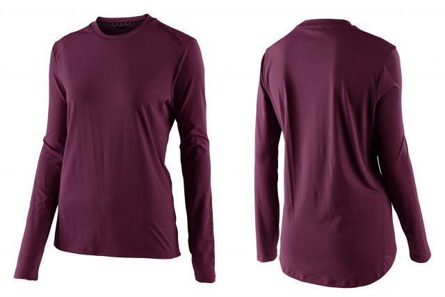 TLD Lilium LS Women jersey