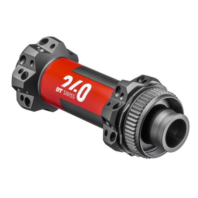 DT 240 EXP Straightpull MTB CL - front