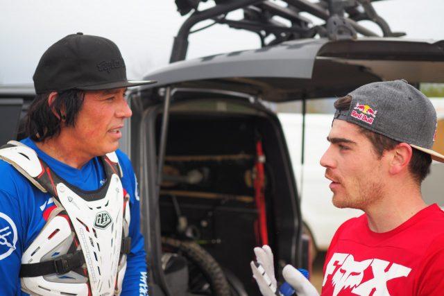 Rob Meets Loic Bruni