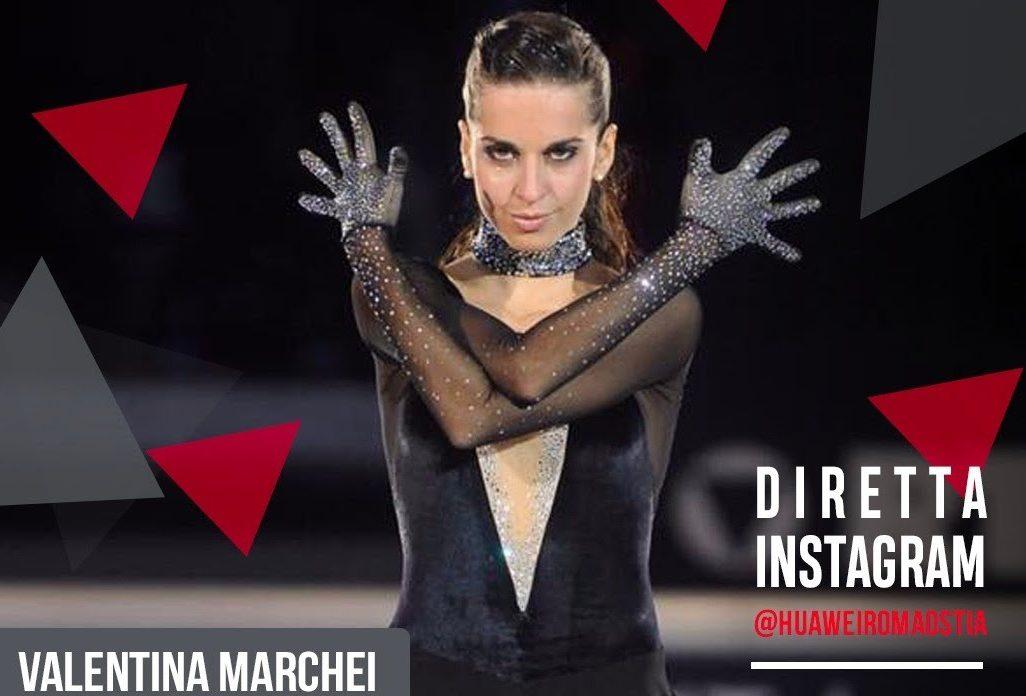 Valentina Marchei, protagonista domenica 26 della training class By HUAWEI ROMAOSTIA HALF MARATHON