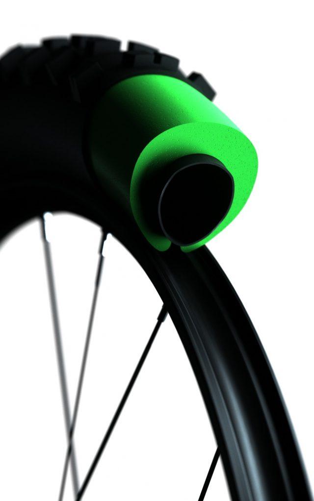 TechnoMousse Green Constrinctor