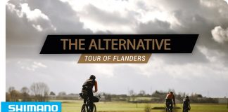 The Alternative Tour of Flanders - cover