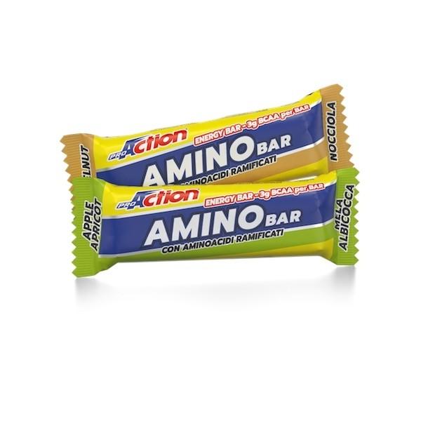 La barretta energetica Amino bar di ProAction